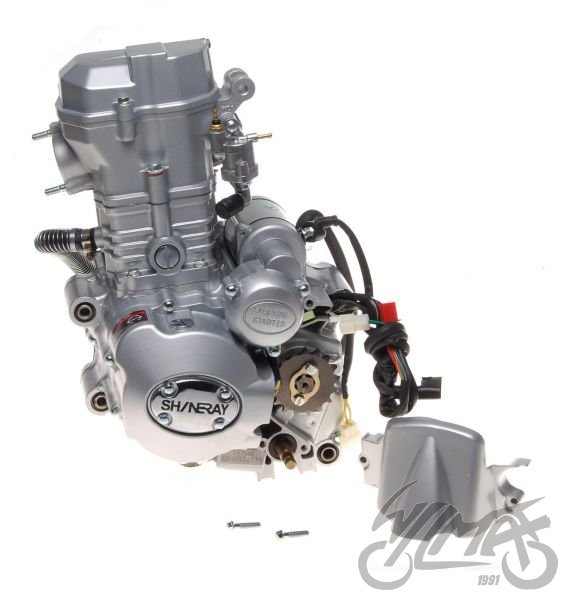 Motor SHINERAY ATV 250 ST-9E